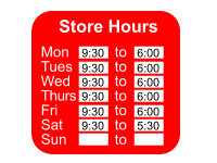 Outbound Store Hours