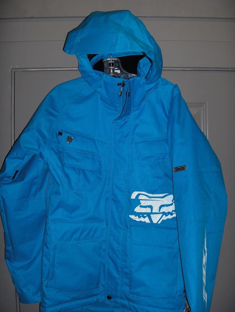 Fox Tech Jacket