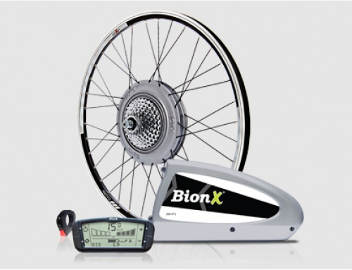 Bionx Electric Bicycle Systems