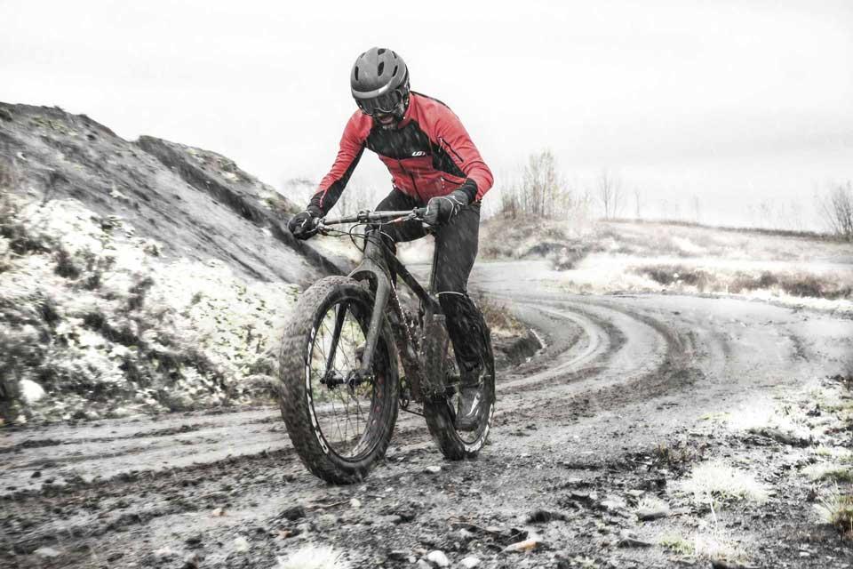 LG FATBIKE muddy