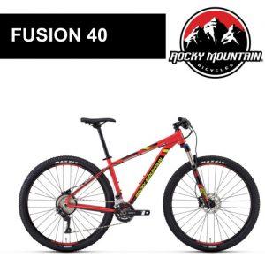 Fusion 40