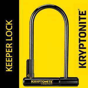 Kryptonite Keaper Lock