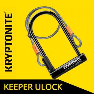 Kryptonite New-U Lock
