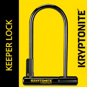 Kryptonite Keaper Lock