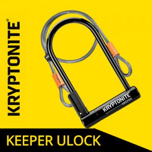 Kryptonite New-U Lock