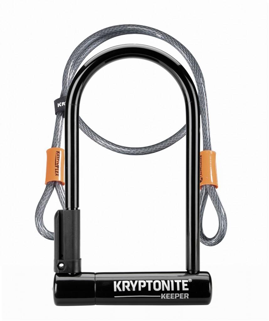 kryptonite Keaper U Lock